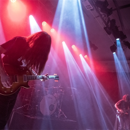 Photo report: All Them Witches
