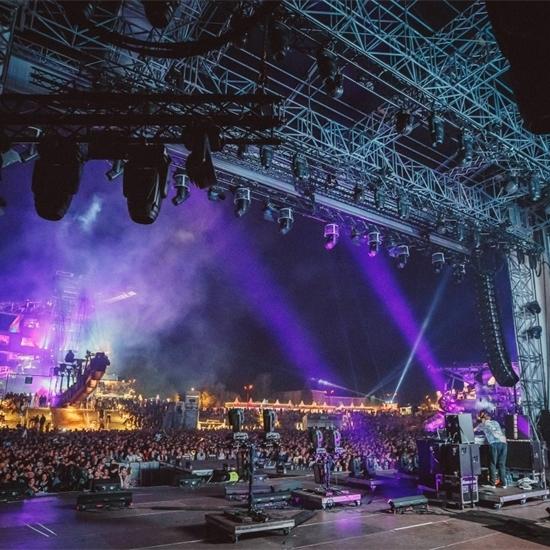 Photo report: Melt Festival 2018