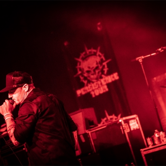 Photo report: Persistence Tour 2019