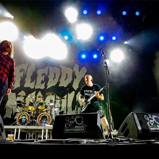 Photo report: Rock Zottegem 2018