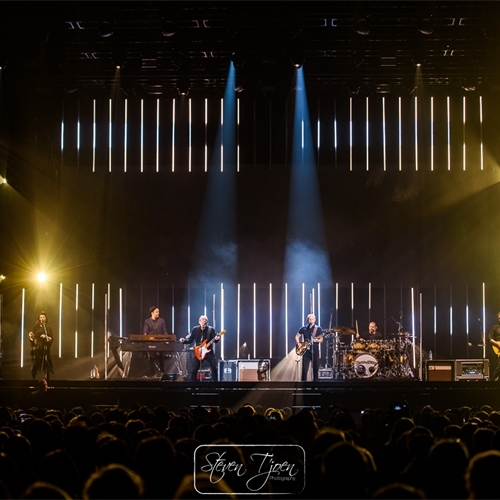 Photo report: Tears for Fears