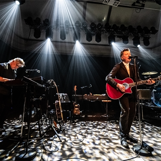 Photo report: The Nits