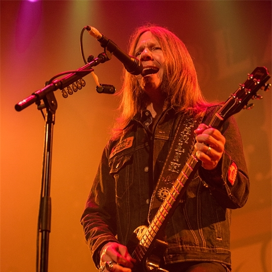 Photo report:  Blackberry Smoke