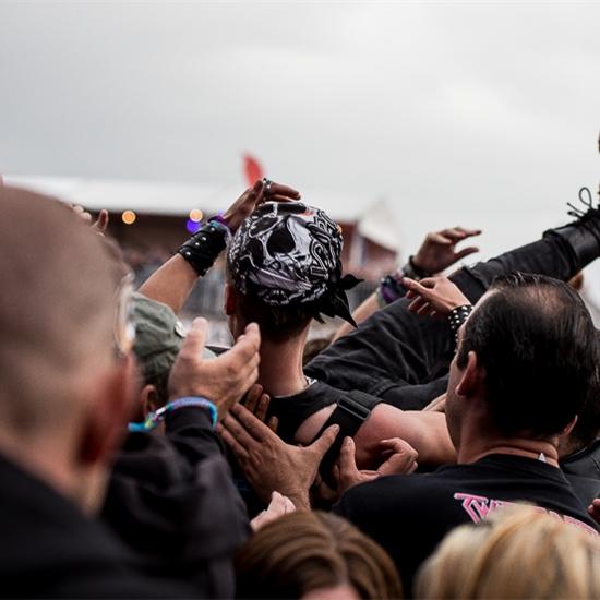 Concert report: Alcatraz 2018