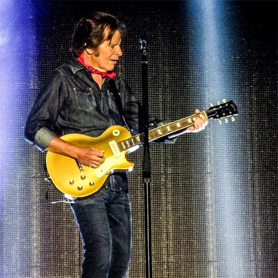 Concert report: John Fogerty