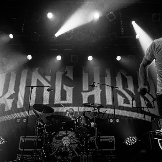 Concert report: King Hiss