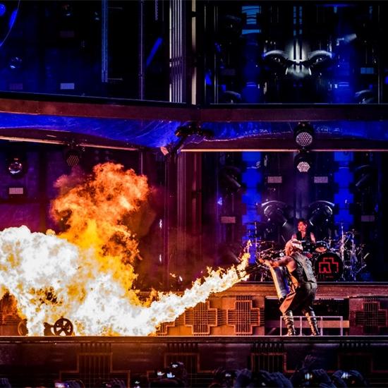 Concert report: Rammstein