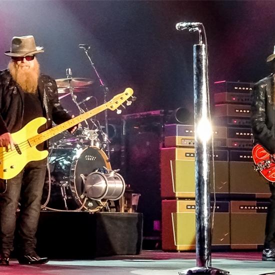 Concert report: ZZ Top - Blues Peer