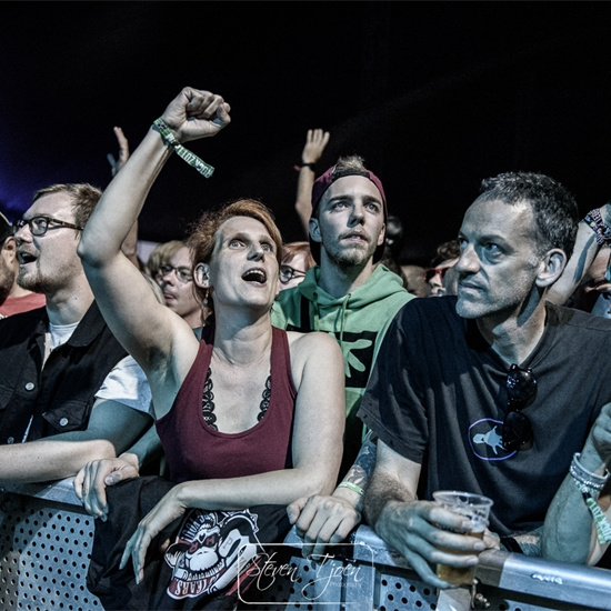 Photo Report: Rock Zottegem