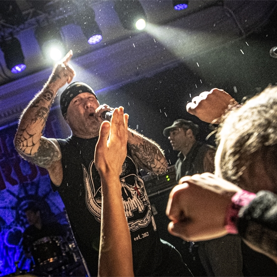 Photo report: Agnostic Front