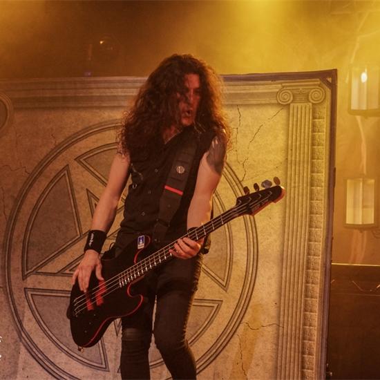 Photo report: Anthrax
