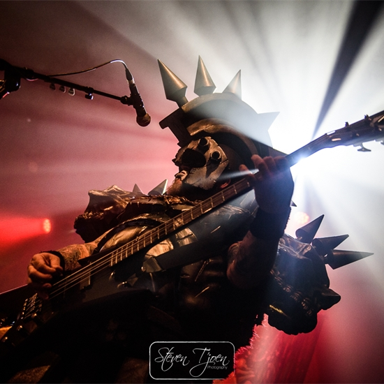 Photo report: Gwar - Voivod