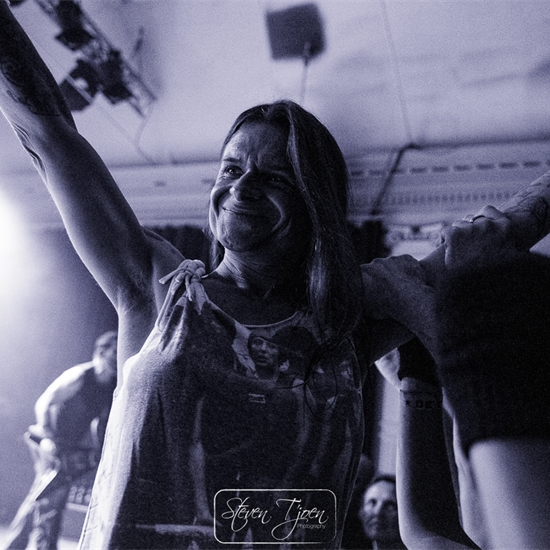 Photo report: Life of Agony