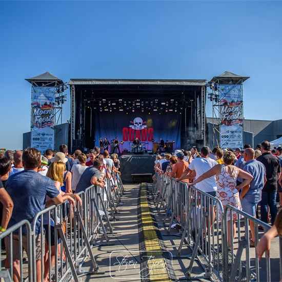 Photo report: Moen Feest 2018