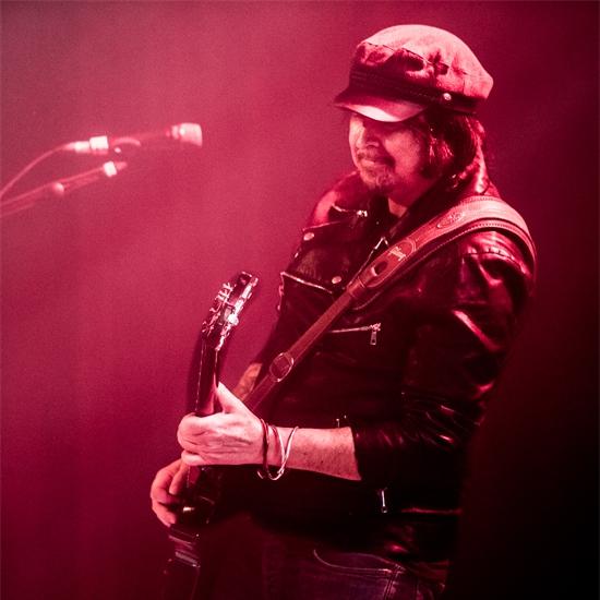Photo report: Phil Campbell (Motorhead)