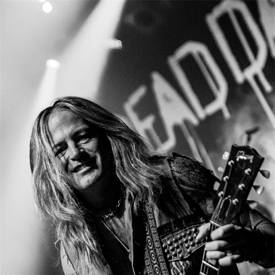 Photo report: The Dead Daisies