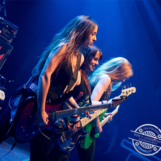 Photo report: The Iron Maidens