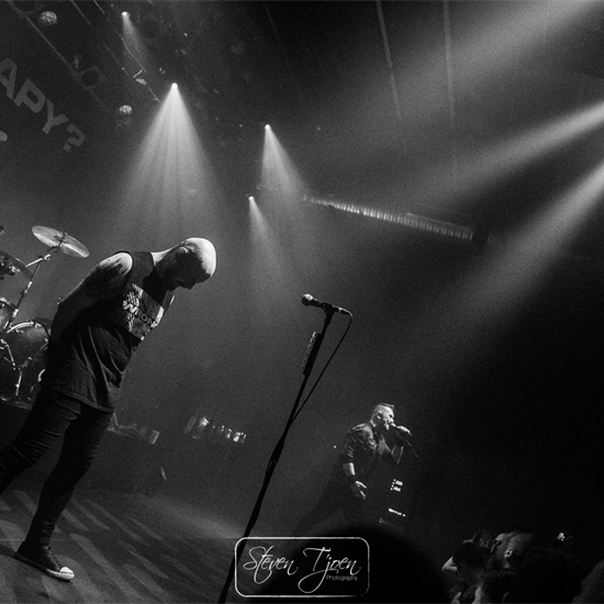 Photo report: Therapy