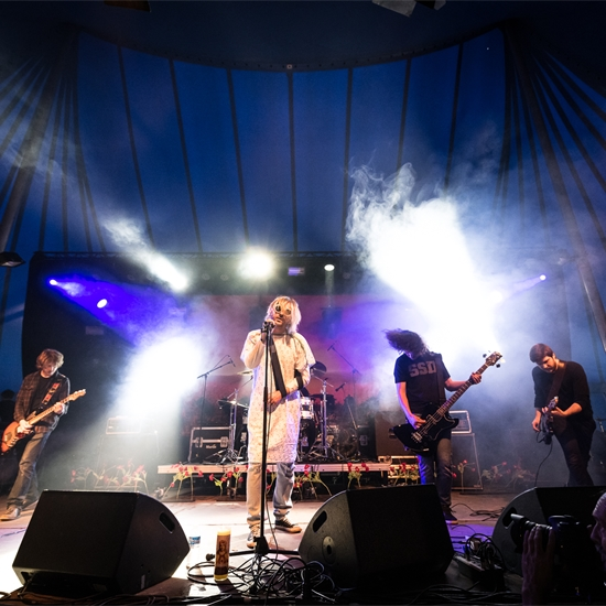 Photo report: Zandrock 2018 - Vrijdag