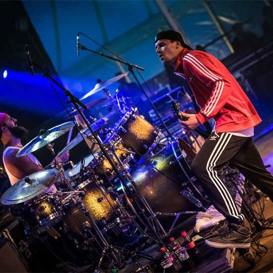 Photo report: Zandrock 2018 - Vrijdag
