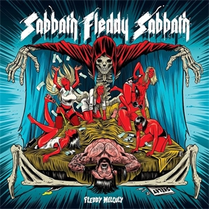 3e studio-album Sabbath Fleddy Sabbath uit op vrijdag 13 maart 2020