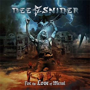 Cd-review: Dee Snider - For  The Love Of Metal