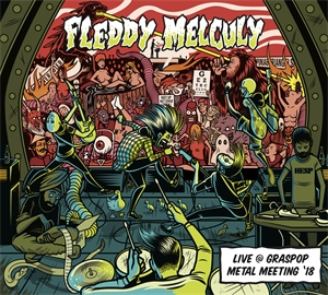 Cd Review: Fleddy Melculy - Live at GMM 2018
