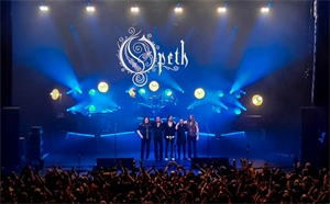 Concert report: Opeth