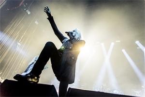 Concert report: Saxon