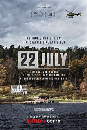 Film Review: 22 July