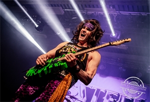 Photo report: Steel Panther